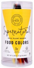 100% Plant Based Food Colors
