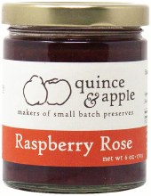Raspberry Rose Preserves 6oz