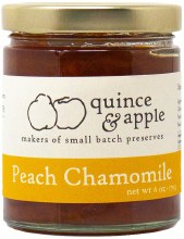 Peach Chamomile Preserves 6oz