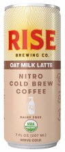 Nitro Oat Milk Latte 7oz