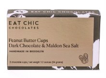 Dark Chocolate Peanut Butter Cups 2pk