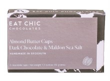 Dark Chocolate Almond Cup 2pk