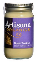 Raw Organic Tahini 14oz