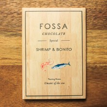 Shrimp & Bonito Chocolate 50g