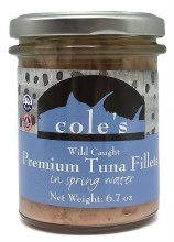 Skipjack Tuna in Water 6.7oz