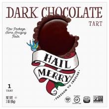 Dark Chocolate Tart 3oz