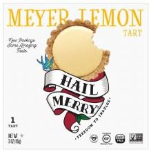 Meyer Lemon Tart 3oz