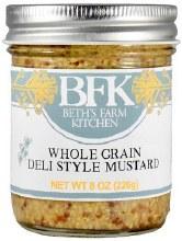 Whole Grain Mustard 8oz