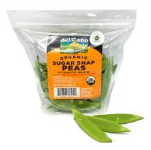 Sugar Snap Peas 8 oz
