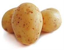 Organic Yukon Gold Potato