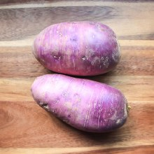 Purple Daikon