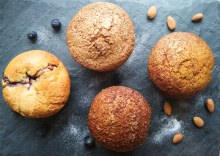 Muffin (Assorted Flavors)