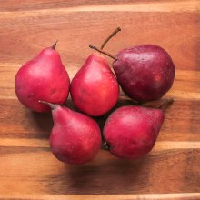 Red Clapp Pear