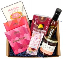 Berry Pun Goes Here Gift Basket