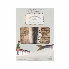 Boquerones, White Anchovies 2.88 oz.