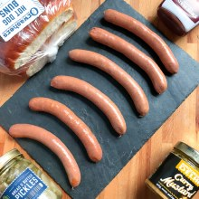 Beef Hot Dogs 6 Pack