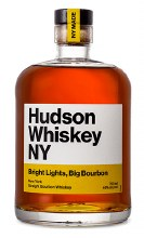 "Hudson NY Whiskey ""Bright Lights, Big Bourbon"""