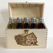 Aged Whiskey Gift Set 5 x 200 ml