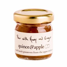 Pear Preserves with Honey & Ginger 1.5oz