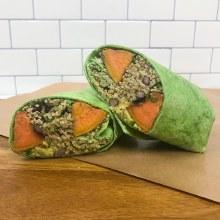 The Waverly Place Burrito
