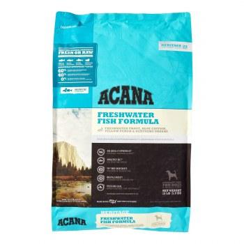 Acana Heritage Freshwater Fish 4.5#