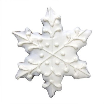 Bubba Rose Snowflake