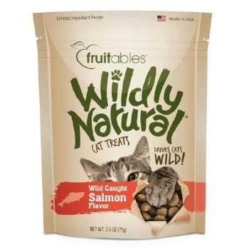 Fruitables Salmon Cat Treat 2.5oz