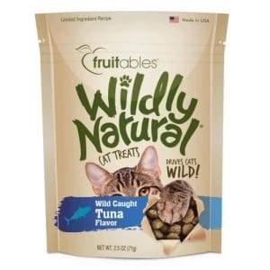 Fruitables Tuna Cat Treats 2.5oz