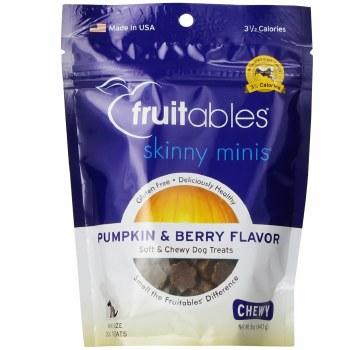Fruitables Pumpkin & Berry Skinny Minis 5oz