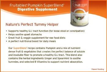Fruitables Pumpkin Superblend