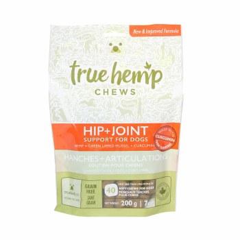 True Hemp Chews Hip + Joint 7oz