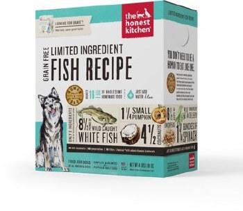Hk Limited Ingred Fish 4#