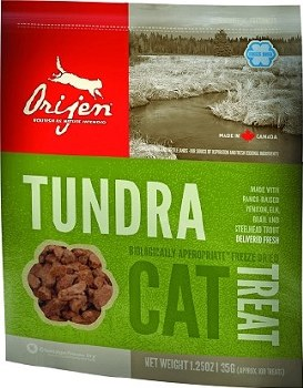 Orijen Tundra Cat Treats