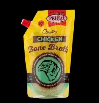 Primal Bone Broth Chicken 20oz