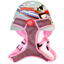 Comfort Sport Harness Medium Pink
