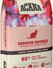 Acana Cat Indoor Entree 10#