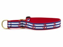 Up Country Anchors Martingale Small Collar