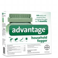 Bayer Advantage 3pk Fogger 6oz