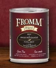 Fromm Beef & Sw Pot Pate