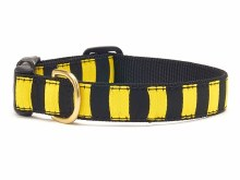 Black Yellow Med-wide Collar