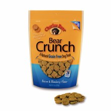 Charlee Bear Crunch Bacon Blueberry 8oz