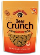 Charlee Bear Crunch Chicken, Pumpkin & Apple 8oz