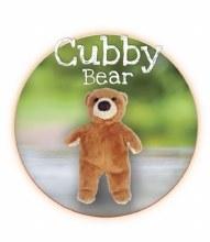 """Cubby Bear 5"""""""