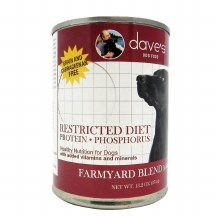 Dave's Restricted Diet Farmyard Blend in Sauce 13.2oz