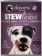 Daves Turkey & Sw Potato 13oz