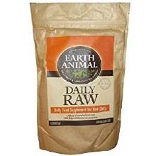 Earth Anim Daily Raw Supp.