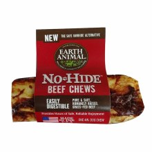 Earth Animal No-Hide Beef 4""