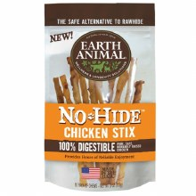 Earth Animal No-Hide Chicken Stix 10pack