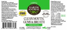 Earth Animal Clean Mouth