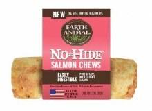"Earth Animal No-Hide Salmon 4"""